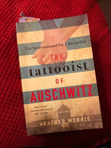 The Tattooist of Auschwitz book