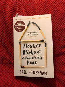 Book of Eleanor Oliphant is Completely Fine