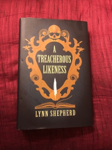 Image of book A Treacherous Likeness
